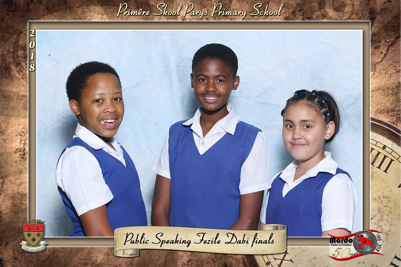 Public speaking Fezile Dabi finals